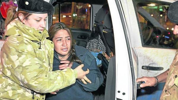 """Secuestro en Chubut: """"Vas a dejar de limpiar casas"""""""