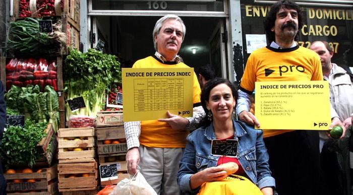 A la hora de las papas, en Ciudad creen en los datos del INDEC