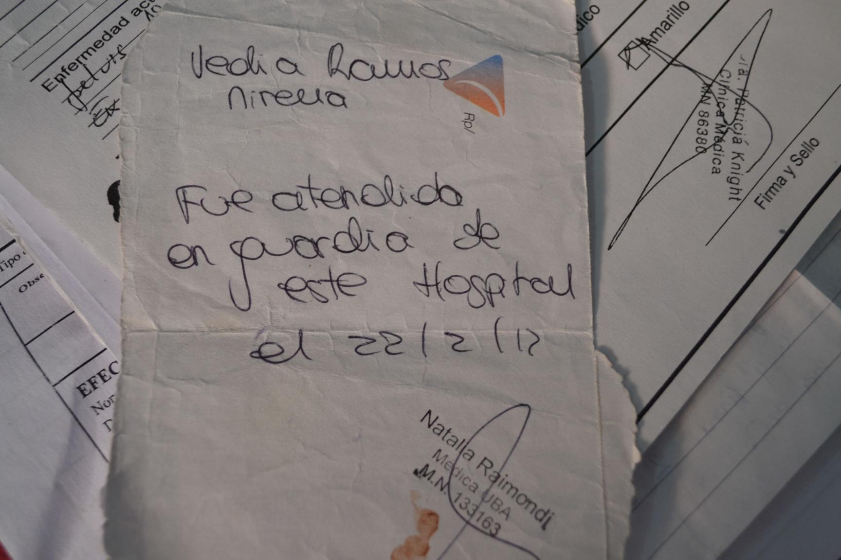 ONCE: LOS DAÑOS COLATERALES QUE EL GOBIERNO IGNORA