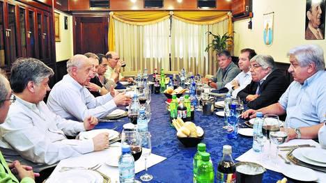 La CGT sueña con Lavagna como candidato en la Ciudad