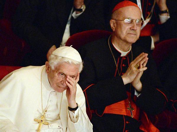 La homosexualidad es la bomba de tiempo de la Iglesia Católica