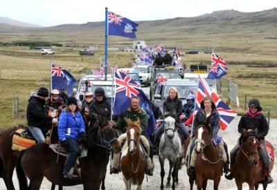 Para Alicia Castro el referéndum de Malvinas no cambió nada
