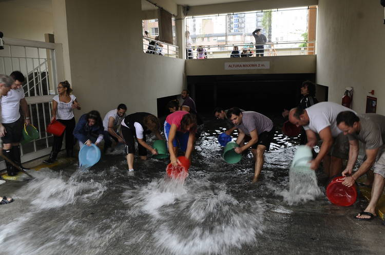 ¿Podria dejar de inundarse Buenos Aires?