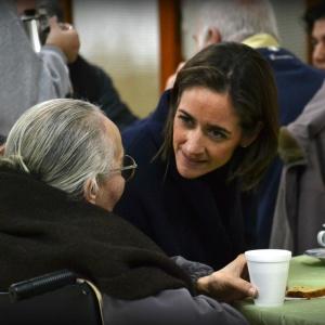 """Ayllón sobre Malena: """"tenemos muchas horas de trabajo y pocas de sueño"""""""