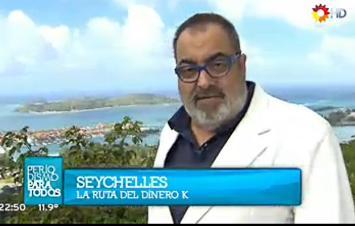¿Qué fue a hacer CFK a las Islas Seychelles?