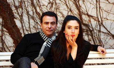 Reynaldo Sietcase y Mariana Ascencio