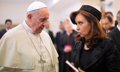 VATICAN-POPE-AUDIENCE-ARGENTINA