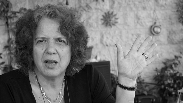 Ataque a Gaza: en medio de tanta muerte, retrato de una mujer indispensable.