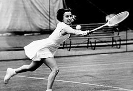 Pionera: ésta es la historia de la primera tenista argentina con fama mundial