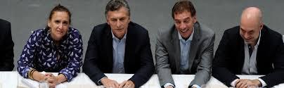 Santilli ruega que Macri convenza a Michetti.