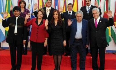 Unasur Presidentes 2014