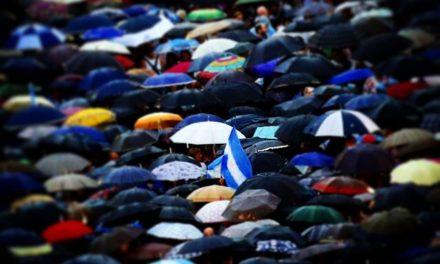 Marcha #18F: Los sonidos del silencio