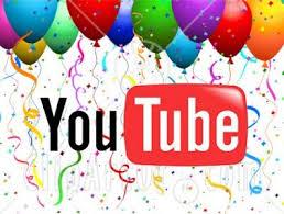 Felices 10 años para #YouTube!