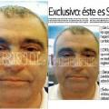 Tapa del Diario Perfil Domingo 08/02/15