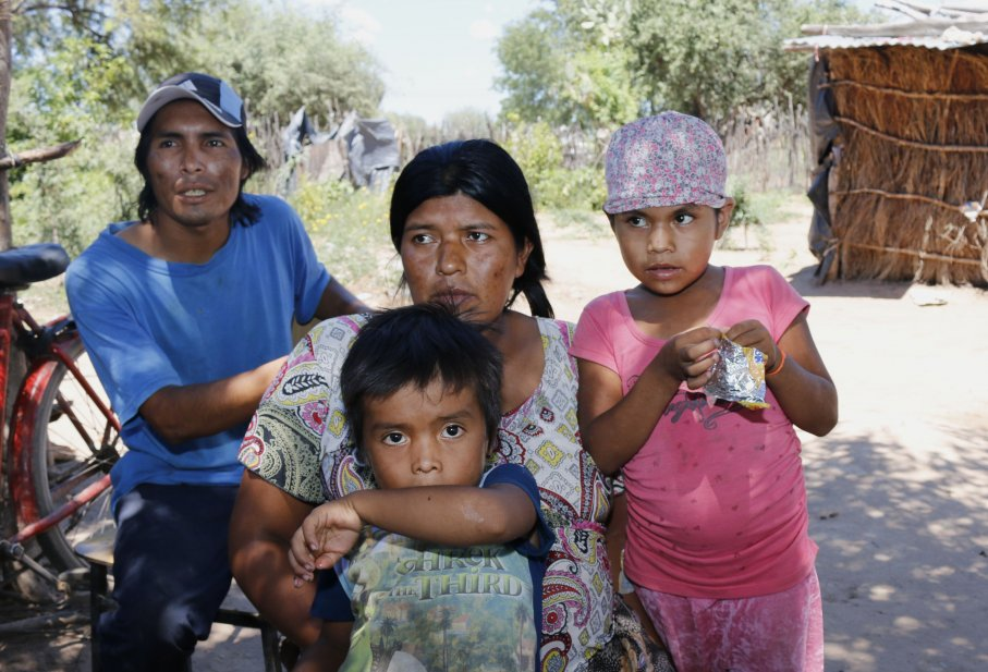 La cruel verdad: mientras todos mirábamos hacia otro lado, un bebé wichi moría de pobreza