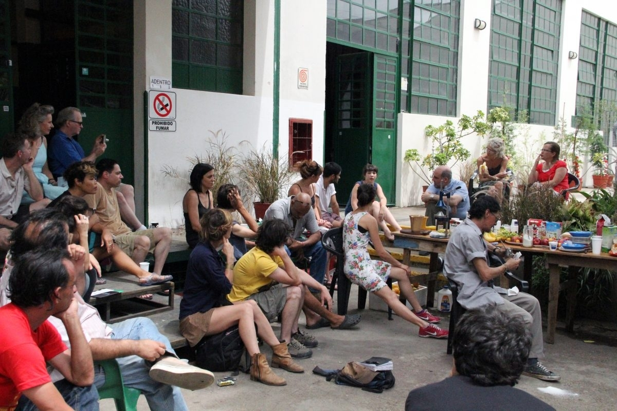 #Border Insight: un día puertas adentro del Centro Integral Monteagudo (Un hogar en busca de la integración social)