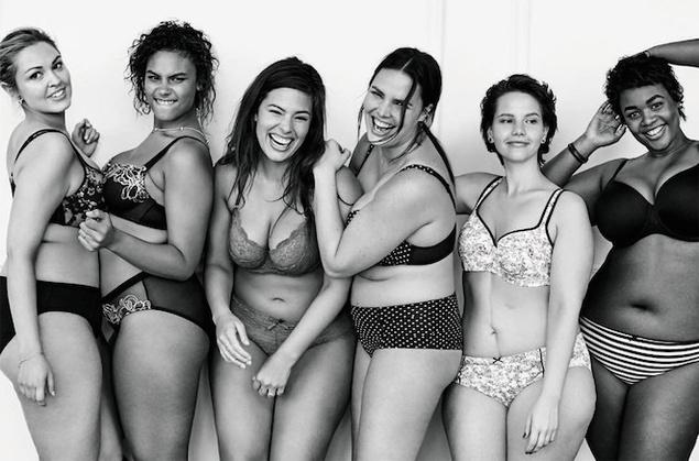 Cuerpos reales y talles para todas