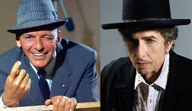 Bob Dylan canta a Frank Sinatra: Shadows in the Night