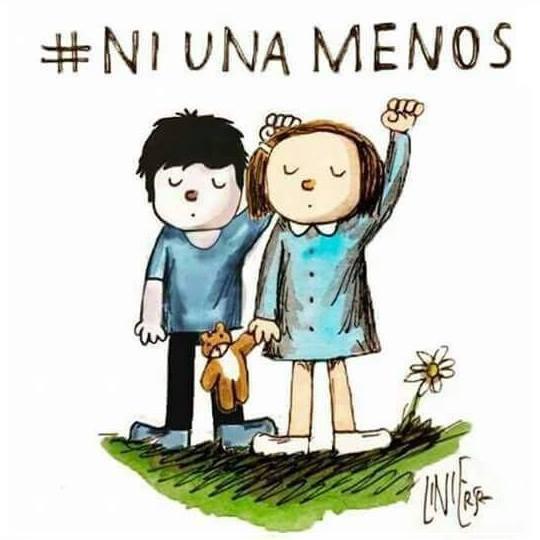 #NiUnaMenos no es sólo feminista