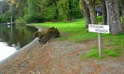 """¿Adiós a los ríos? Del camino de la ribera al """"Prohibido pasar""""  borderperiodismo, nuevo codigo civil rios"""