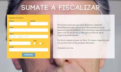 El PRO usará una app para seguir la fiscalización minuto a minuto en las PASO macri fiscales border