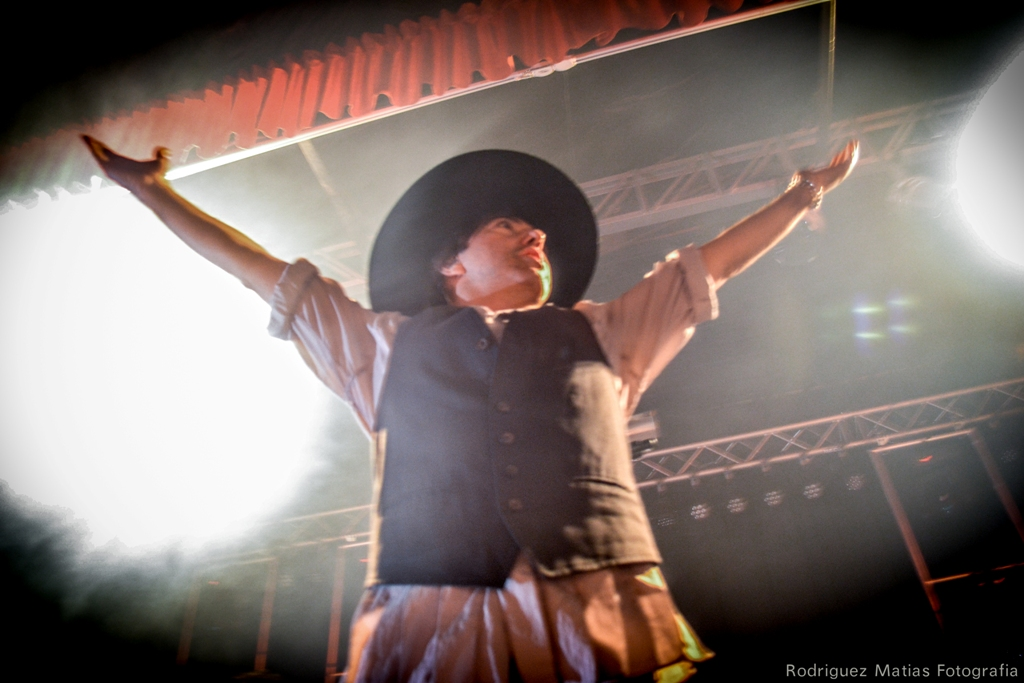 Babasónicos en Monte Grande: una emotiva fiesta popular