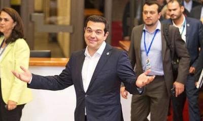 El premier griego Alexis Tsipras. Firmó un ajuste brutal con la Troika.