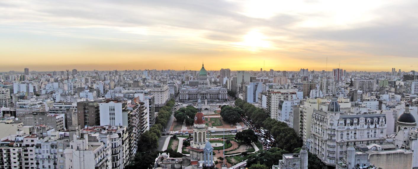 Miradores de Buenos Aires: una salida de alto vuelo