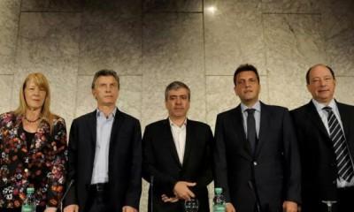 Macri, Massa y Stolbizer: línea de largada al ballotage