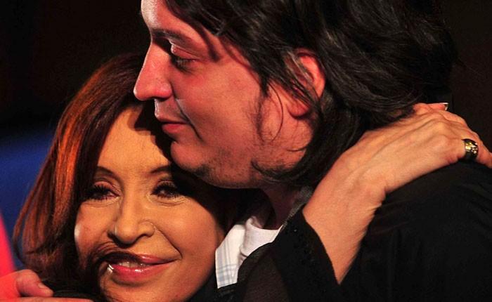 Extrañas diferencias entre las fortunas de Máximo y CFK