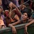 Niños refugiados_ACNUR
