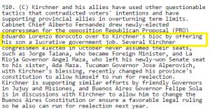 Borocoto wikileaks