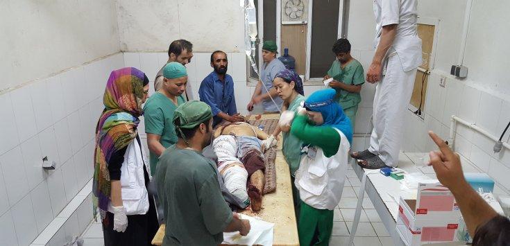 Kunduz, o de cuando el Premio Nobel de la Paz bombardeó un hospital