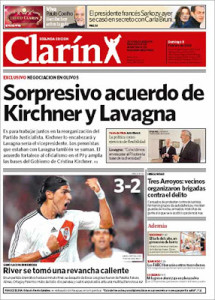 Pacto Lavagna Kirchner