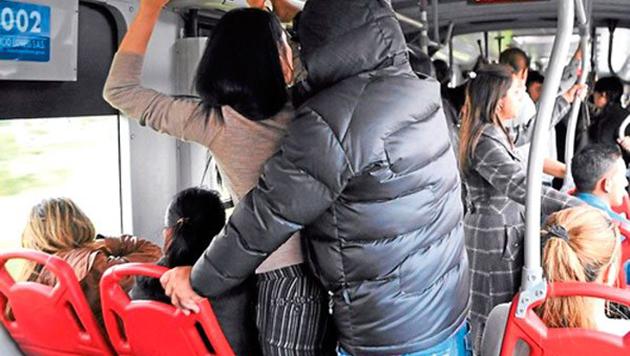 Abusos sexuales en lugares públicos ¿Qué hacer y como funciona la ley?
