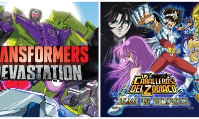 transformers y caballeros del zodiaco gamers borderperiodismo