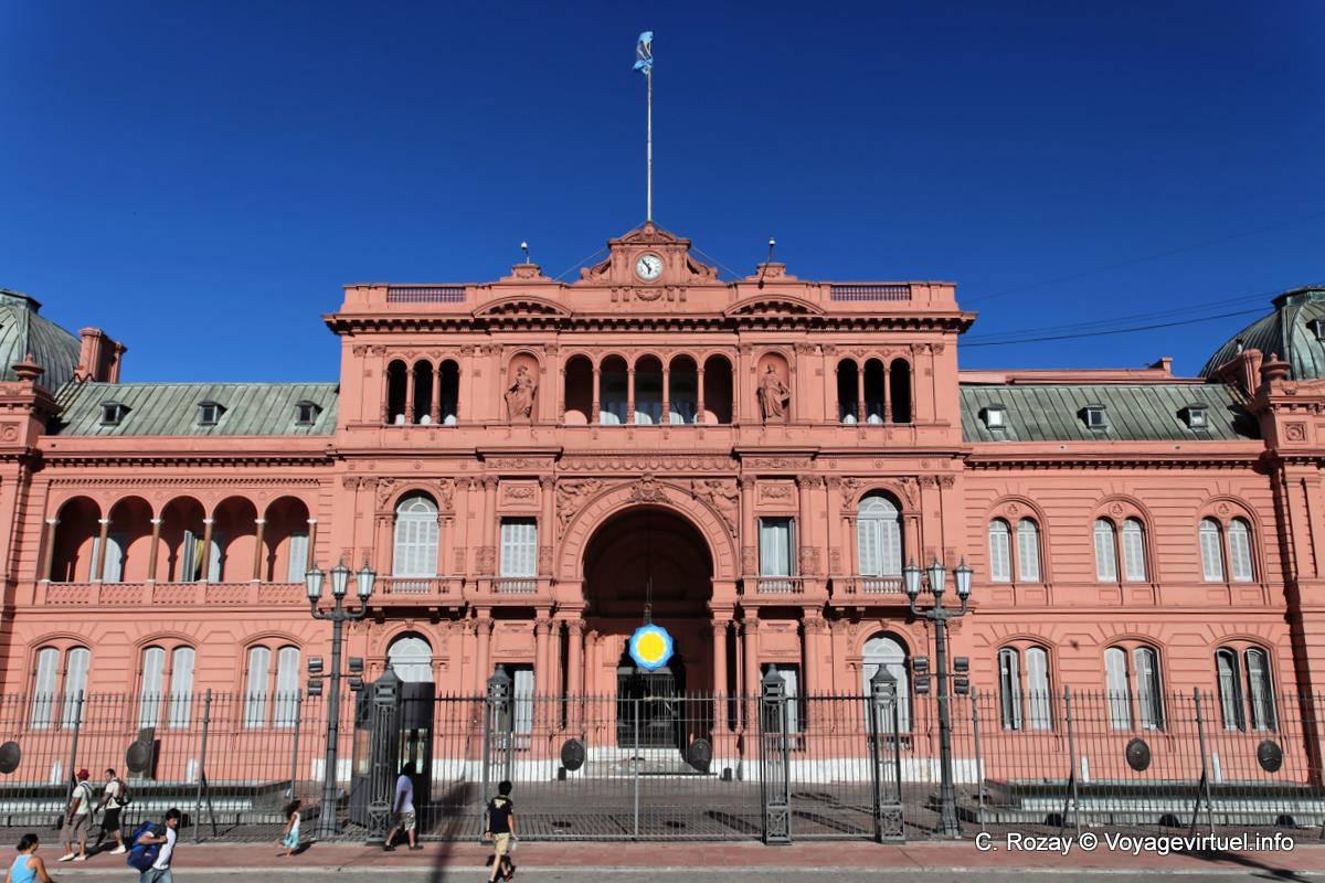 De turista por buenos aires las mejores visitas guiadas for Casa argentina