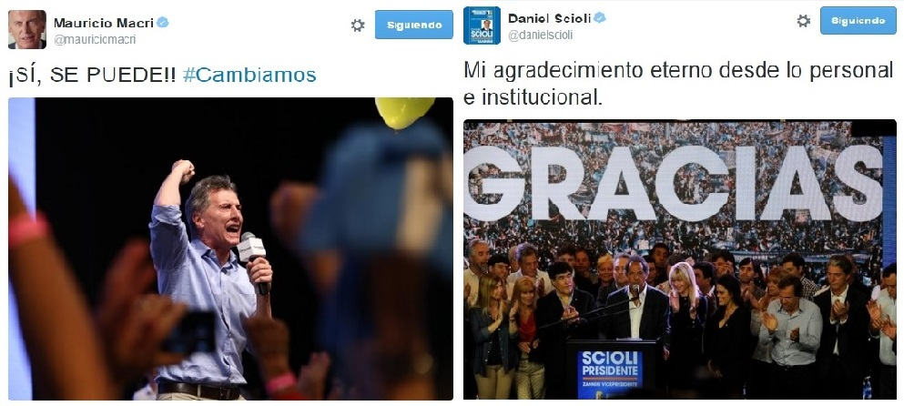 Las dos Argentinas del ballottage