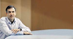Galarza, nuevo CEO de Torneos.