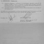 La firma de Fernando Gvirtz