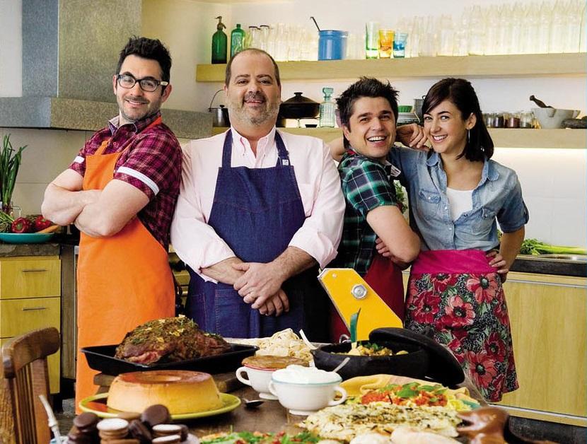 """Contratos del 7 (parte 4): Bauer dejó firmado contrato con """"Cocineros Argentinos"""" por 45 millones de pesos"""