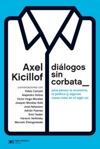 """El libro """"sin corbata"""" de Kicillof, con las entrevista para el programa"""