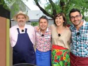 Calabrese, Braceli, Sáenz y Ferrara, los cocineros argentinos.