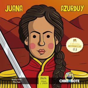 Juana Azurduy Tapa Nueva