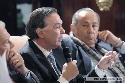 Optimismo: El oficialismo espera ahora llegar a un acuerdo por la coparticipación