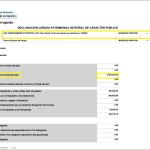 Su empresa HAZ a un peso. No suma bienes en Brasil a su patrimonio.