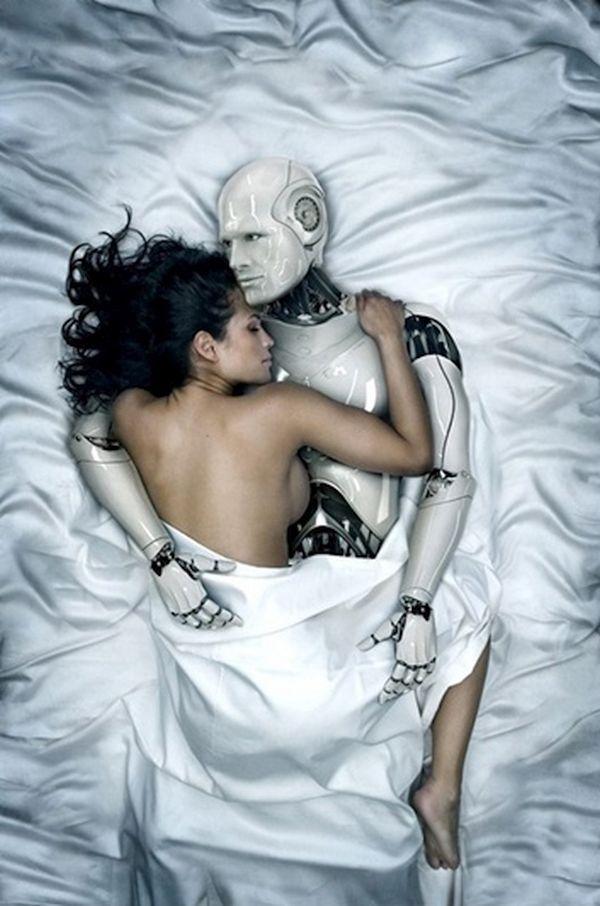 El sex toy ya fue! Los sex bots son tendencia