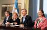 La presentación oficial de la canciller Susana Malcorra a la ONU.
