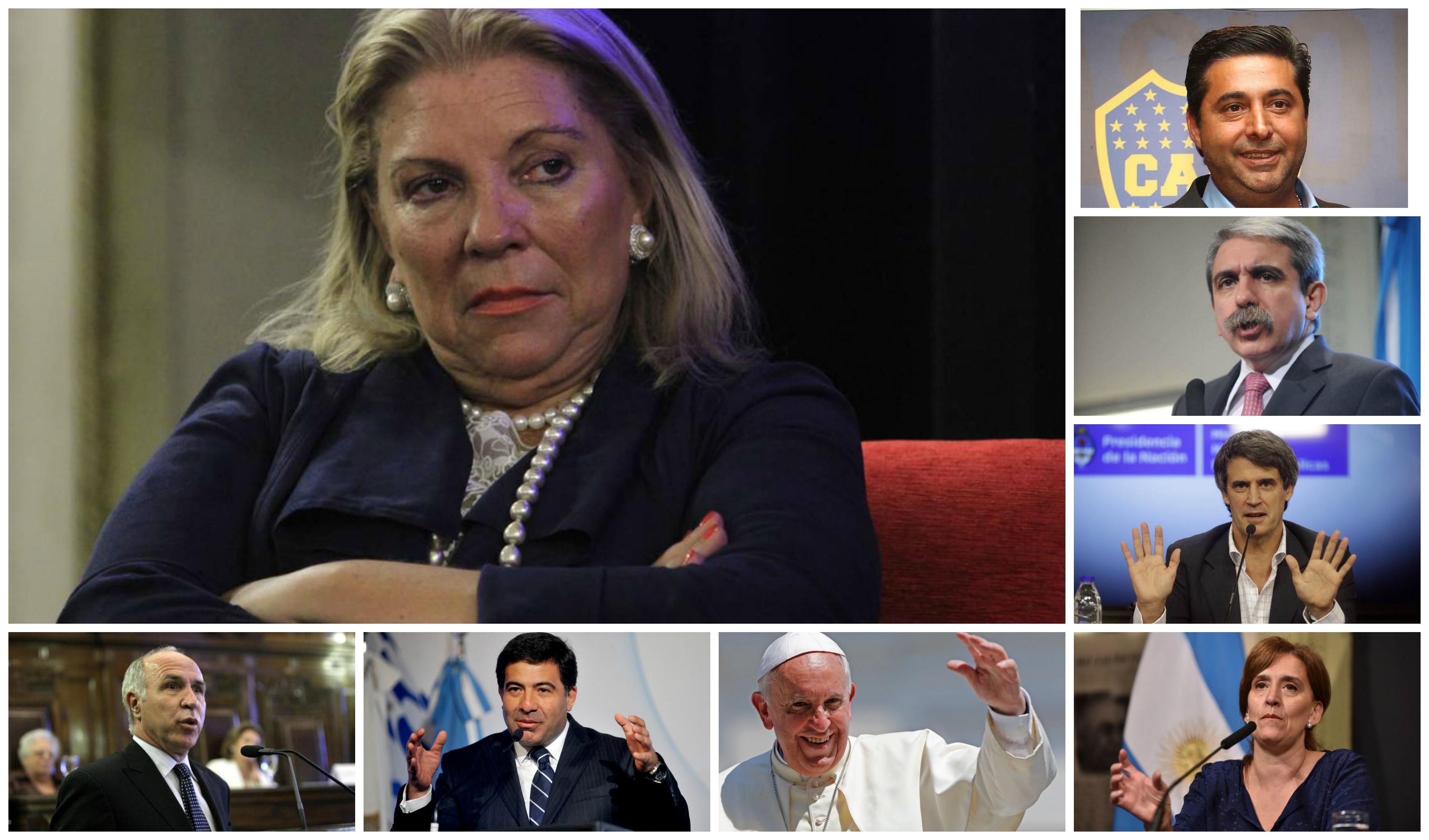Ranking Carrió: las 9 batallas antológicas contra macristas y kirchneristas