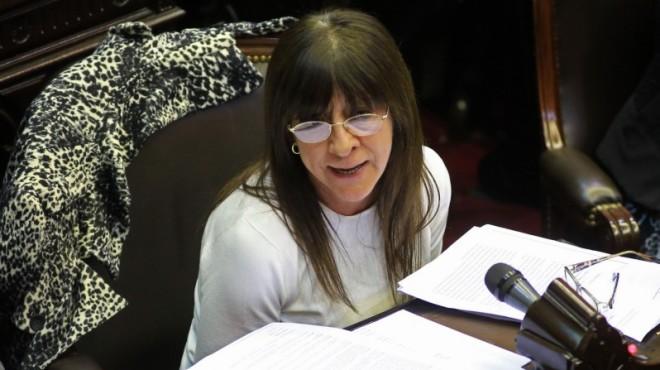 InContinencias: las 11 veces que la diputada K Diana Conti habló, tomó velocidad y derrapó